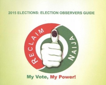 ReclaimNaija Election Observers Guide